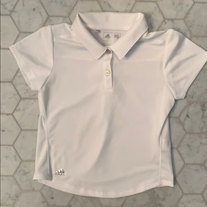 adidas Shirts & Tops - Adidas Girls Polo Tops